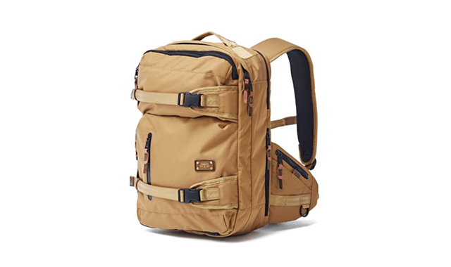 AS2OV ( アッソブ) CORDURA DOBBY 305D 3WAY BACK PACK S KHAKI / バックパック